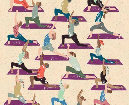 Yoga GezondAnnoNu